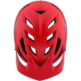 Troy Lee Designs A1 MIPS Cykelhjälm röd